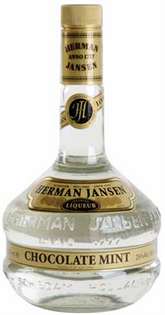 Herman Jansen Chocolate Mint 750ml
